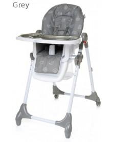 4Baby Krzesełko do karmienia Decco-grey
