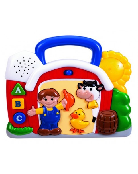 Smily Play Mini Miasteczko 12m+ 0630