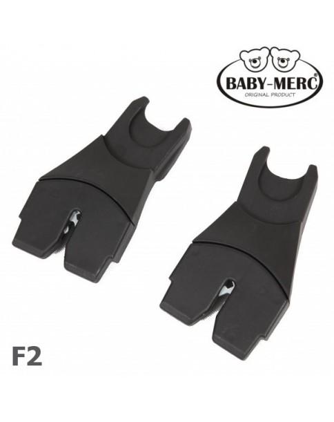 BabyMerc Adaptery do fotelika F2
