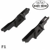 BabyMerc Adaptery do fotelika F1