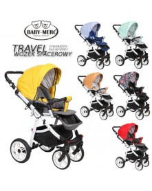 Baby Merc Wózek spacerowy Travel