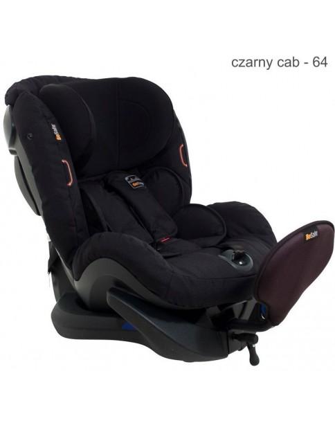 BeSafe Fotelik Samochodowy iZi Plus 0-25 kg Czarny cab