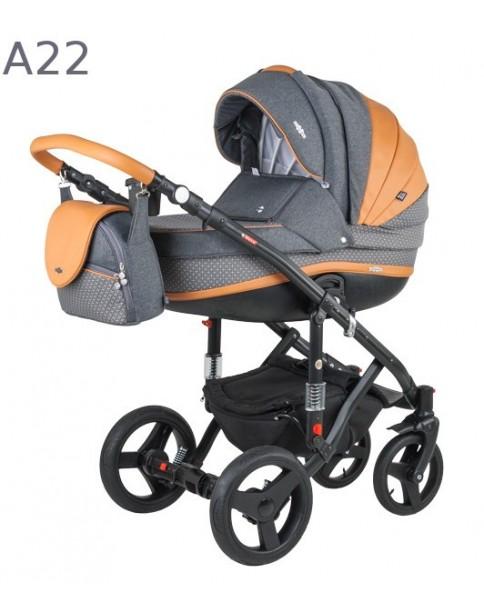 Adamex Wózek wielofunkcyjny Vicco Carmel  3w1 A22