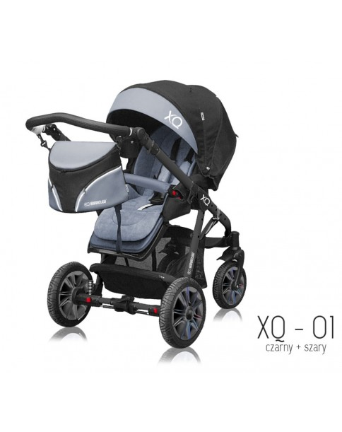 BabyActive Wózek Spacerowy Sport Q New