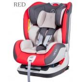Coletto Fotelik Samochodowy Vento Isofix 0-25 kg red