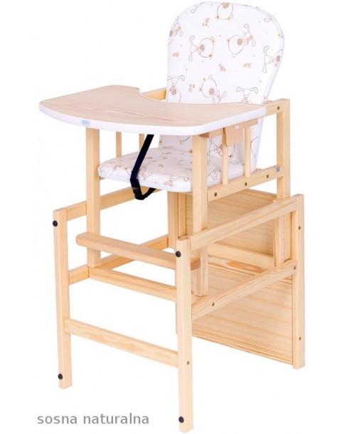 Drewex Krzesełko Antoś Sosna Naturalna
