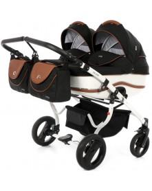 Tako Wózek wielofunkcyjny Bliźniaczy Dalga Duo 2w1/ 3w1