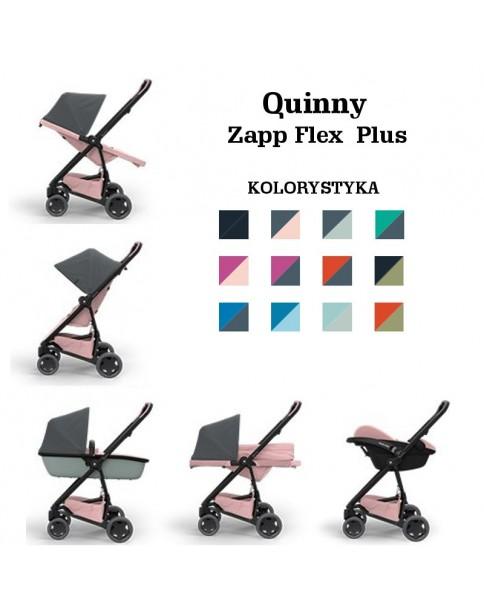 Quinny Wózek wielofunkcyjny Zapp Flex Plus