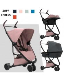 Quinny Wózek 2w1 wielofunkcyjny Zapp Xpress + Gondola LUX
