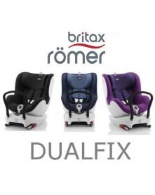 Britax Romer DualFix 0-18kg Black Marble