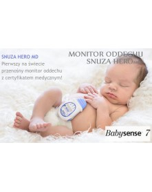 Snuza Hero MD przenośny monitor oddechu