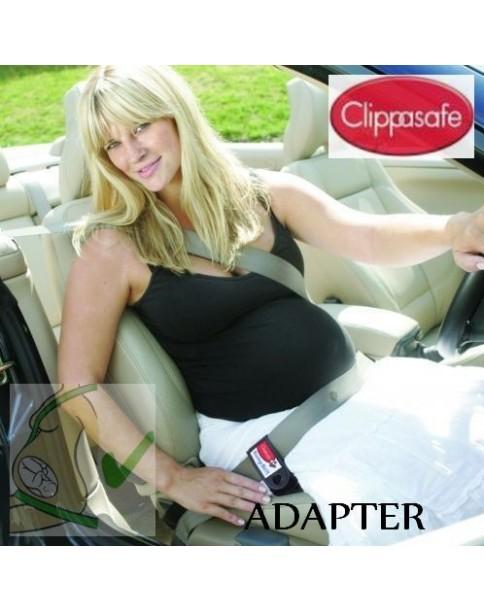 Clippasafe adapter do pasa bezpieczeństwa dla kobiet w ciąży
