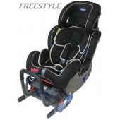 Klippan fotel samochodowy Kiss 2 Plus 0-18kg Freestyle