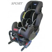 Klippan fotel samochodowy Kiss 2 Plus 0-18kg Sport