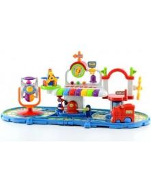 Euro Baby zabawka kolejka BB360