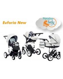 Paradise Baby Wózek Wielofunkcyjny Euforia New 3w1