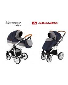 Adamex Wózek Wielofunkcyjny Neonex Alfa 2w1 / 3w1