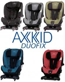 Axkid fotelik samochodowy Duofix 9-25 kg