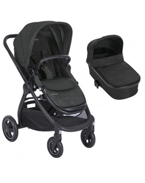 Maxi Cosi Adorra wózek spacerowy 2w1 Nomad Black
