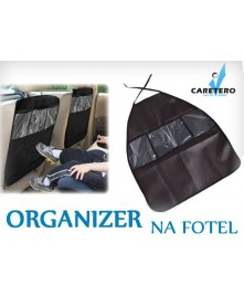 Caratero Orgazizer/pokrowiec na fotel samochodowy