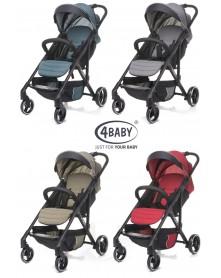 4 Baby wózek spacerowo-podróżny Flexy