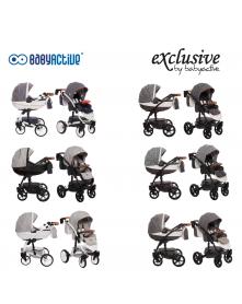 BabyActive Wózek Wielofunkcyjny Shell  Exclusive    2 w 1
