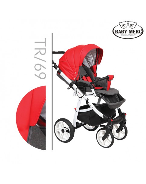 Baby Merc Wózek spacerowy Travel 69