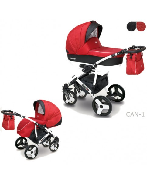 Camarelo Wózek Wielofunkcyjny 2w1 Carera New Can1