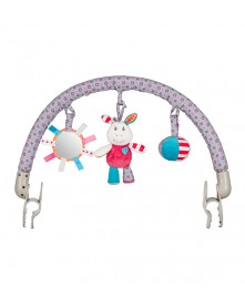 Baby Ono Pałąk do wózka Frankie & Mickey 1624