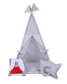 Małe Duże namiot Tipi bawełniany