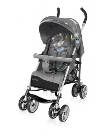 Baby Design wózek spacerowy Travel Quick 17 stylish gray