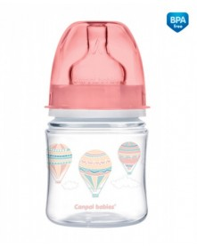 Canpol babies Butelka szerokootworowa antykolkowa EasyStart 120 ml IN THE CLOUDS 35/224