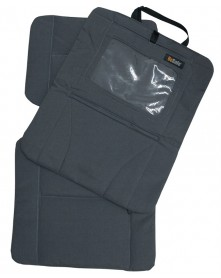 BeSafe Ochraniacz Fotela samochodowego z kieszonką na tablet - antracyt