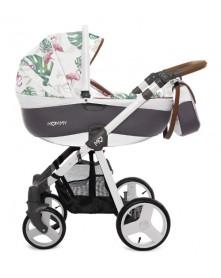 BabyActive Wózek Wielofunkcyjny Mommy 3w1 New Spring