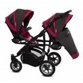 BabyActive Wózek Twinni Premium 3w1