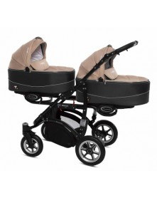 BabyActive wózek Twinni Premium 12 Beige