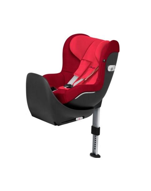Good Baby Fotelik Samochodowy Vaya I Size 0 - 18 kg Cherry Red