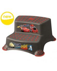 Keeeper  podest podwójny dwustponiowy Cars