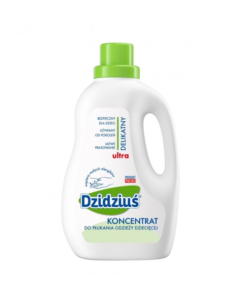 Pollena Dzidziuś koncentrat do płukania 1,5l