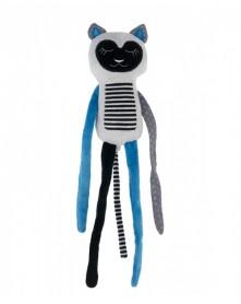 Canpol Przytulanka Śpiący lemur 1/535 Jungle Blu