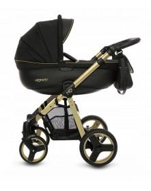 BabyActive Wózek Wielofunkcyjny Mommy GOLD MAGIC 3 w 1