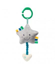 Baby Ono Zabawka dla dzieci z pozytywką LULLABY STAR 0m+ 617