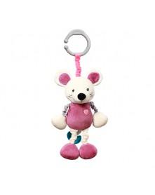 Baby Ono Zabawka dla dzieci z wibracją MOUSE SYBIL 0m+ 629