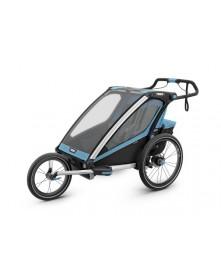 THULE Chariot Sport 2 wózek do biegania niebieski-czarny