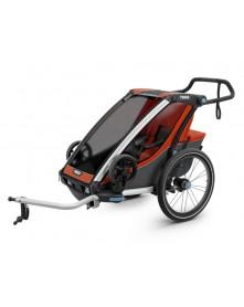 THULE Przyczepka rowerowa dla dziecka Chariot Cross 1