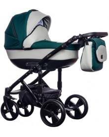 Paradise Baby Wózek Melody NEW gondola + fotelik 2w1