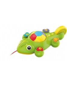 Smily Play Kameleon LEON +12m S17510