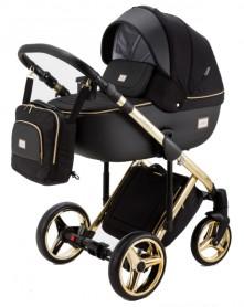 Adamex Wózek Wielofunkcyjny Luciano Gold Q85