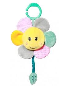 Baby Ono Zabawka dla dzieci z pozytywką MY SUNSHINE 607