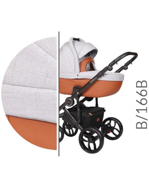 Baby Merc Wózek wielofunkcyjny Bebello 166B